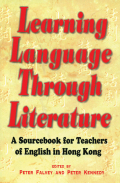Learning Language Through Literature cover