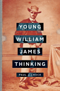 Young William James Thinking