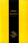 Open Secret cover