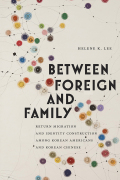 Between Foreign and Family Cover