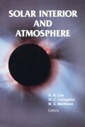 Solar Interior and Atmosphere