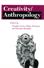 Creativity/Anthropology
