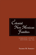 Colonial New Mexican Families