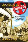 All Aboard for Santa Fe Cover