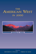 The American West in 2000 Cover