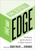 Accreditation on the Edge cover