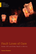 Fault Lines of Care Cover