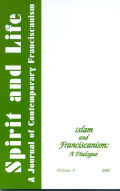 Islam and Franciscanism Cover