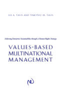 Values-Based Multinational Management Cover