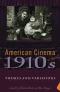 American Cinema of the 1910s Cover