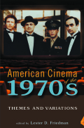 American Cinema of the 1970s Cover