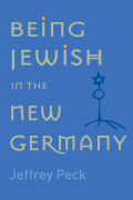 Being Jewish in the New Germany Cover