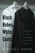 Black Robes, White Coats Cover