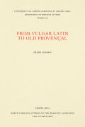 From Vulgar Latin to Old Provençal