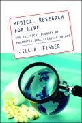 Medical Research for Hire Cover
