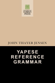 Yapese Reference Grammar