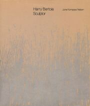 Harry Bertoia, Sculptor