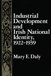 Industrial Development and Irish National Identity, 1922-1939