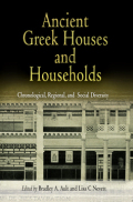 Ancient Greek Houses and Households Cover