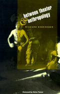 Between Theater and Anthropology Cover