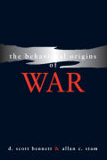 The Behavioral Origins of War cover