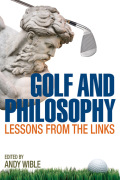 Golf and Philosophy cover