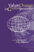 Value Change in Global Perspective Cover