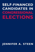 Self-Financed Candidates in Congressional Elections Cover