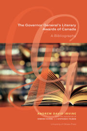 The Governor General's Literary Awards of Canada