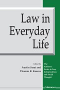 Law in Everyday Life cover