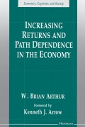 Increasing Returns and Path Dependence in the Economy Cover