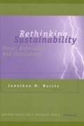 Rethinking Sustainability Cover