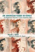 An American Rabbi in Korea Cover