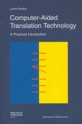 Computer-Aided Translation Technology Cover