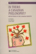 Is There a Canadian Philosophy?: Reflections on the Canadian Identity