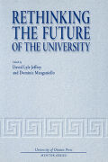 Rethinking the Future of the University Cover