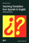 Teaching Translation from Spanish to English cover