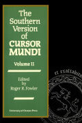 The Southern Version of Cursor Mundi, Vol. II Cover