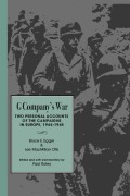 G Company's War Cover
