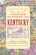 A Concise History of Kentucky cover