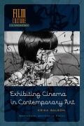 Exhibiting Cinema in Contemporary Art cover