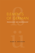 Elements of German