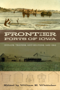 Frontier Forts of Iowa cover