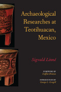 Archaeological Researches at Teotihuacan, Mexico Cover