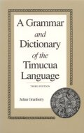 A Grammar and Dictionary of the Timucua Language Cover