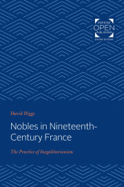 Nobles in Nineteenth-Century France