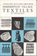 Mississippian Village Textiles at Wickliffe