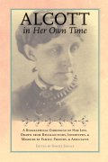 Alcott in Her Own Time Cover