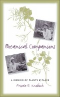Botanical Companions Cover