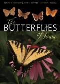 The Butterflies of Iowa Cover